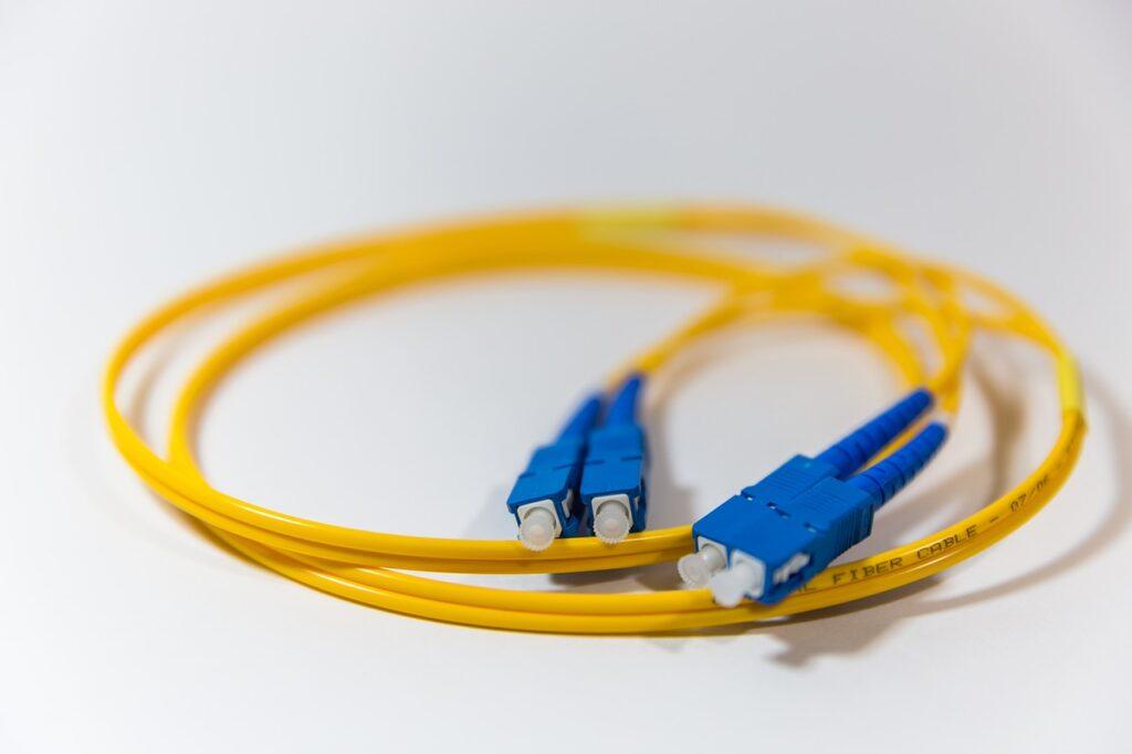 Glasvezel kabel